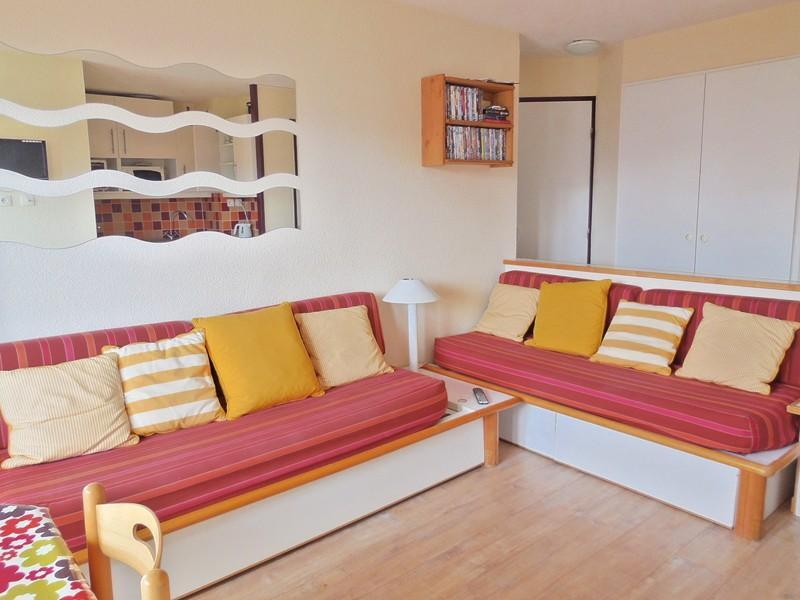 Vacances en montagne Appartement 3 pièces 6 personnes (204) - Résidence le Dé 3 - Montchavin La Plagne
