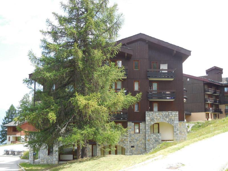 Location au ski Appartement 2 pièces 4 personnes (008) - Résidence le Dé 3 - Montchavin La Plagne - Extérieur été