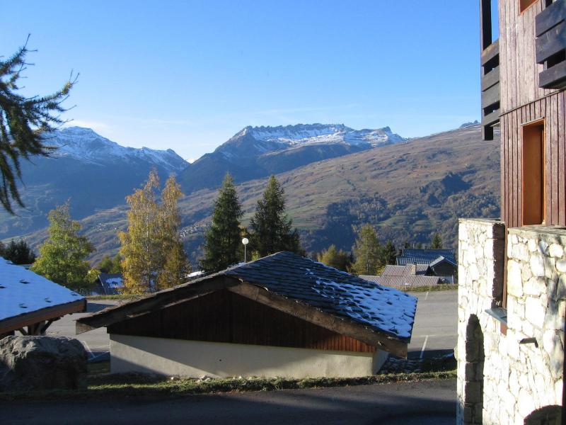 Vacaciones en montaña Apartamento 2 piezas para 4 personas (108) - Résidence le Dé 3 - Montchavin La Plagne