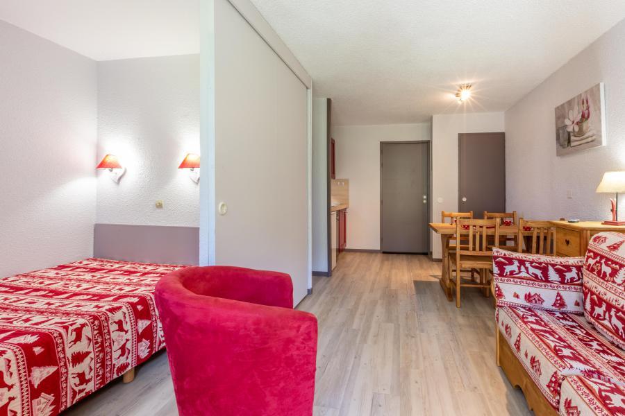 Vacances en montagne Appartement 2 pièces 4 personnes (008) - Résidence le Dé 3 - Montchavin La Plagne - Logement
