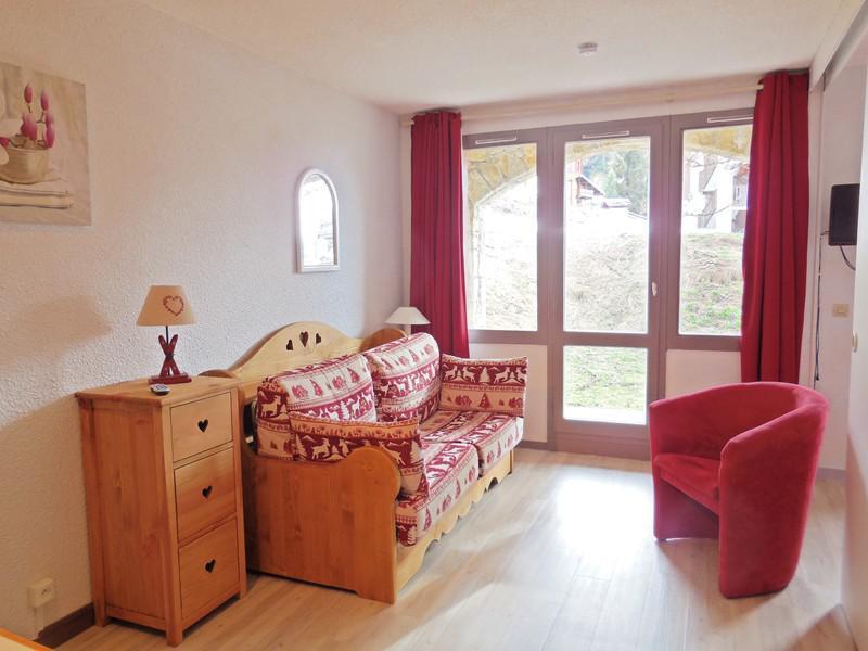 Vacances en montagne Appartement 2 pièces 4 personnes (008) - Résidence le Dé 3 - Montchavin La Plagne - Séjour