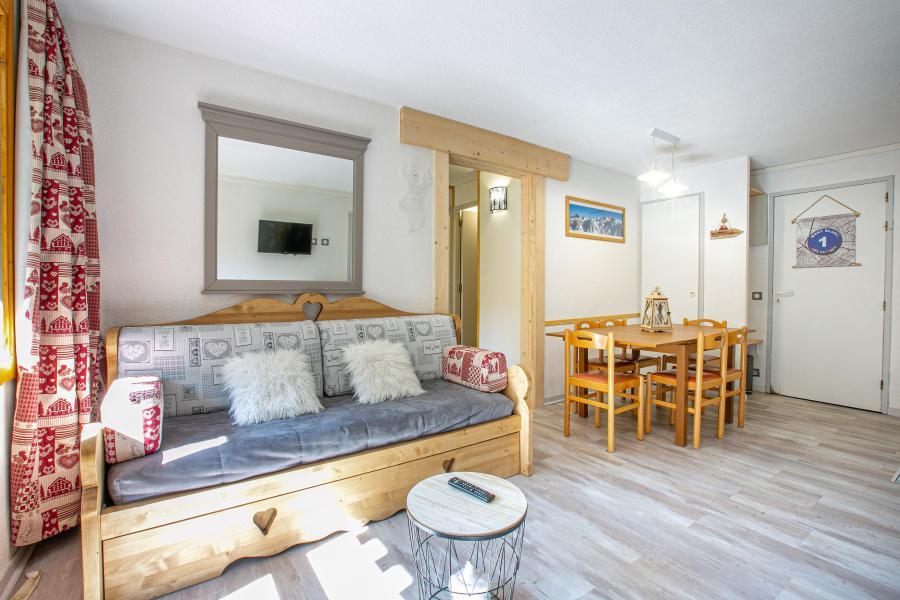 Vacances en montagne Appartement 4 pièces 9 personnes (215) - Résidence le Dé 3 - Montchavin La Plagne - Banquette-lit