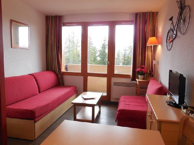 Vacances en montagne Appartement 2 pièces 4 personnes (333) - Résidence le Dé 4 - Montchavin La Plagne