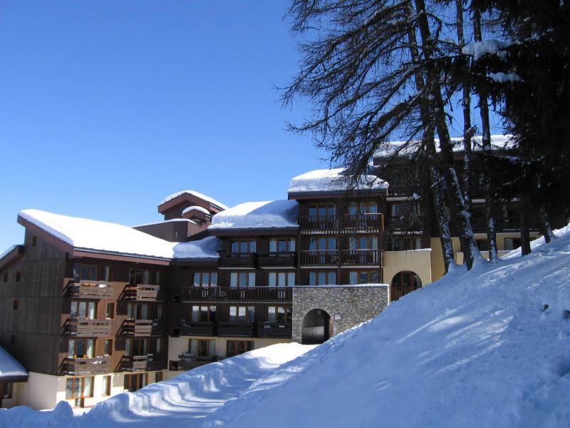 Vacances en montagne Studio 4 personnes (117) - Résidence le Dé 4 - Montchavin La Plagne
