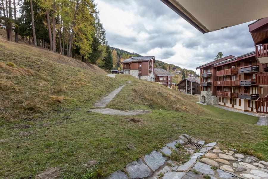 Vacances en montagne Studio coin montagne 4 personnes (116) - Résidence le Dé 4 - Montchavin La Plagne - Extérieur été