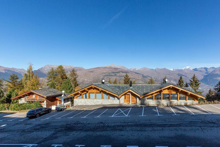 Vacances en montagne Appartement 2 pièces 5 personnes (232) - Résidence le Dé 4 - Montchavin La Plagne