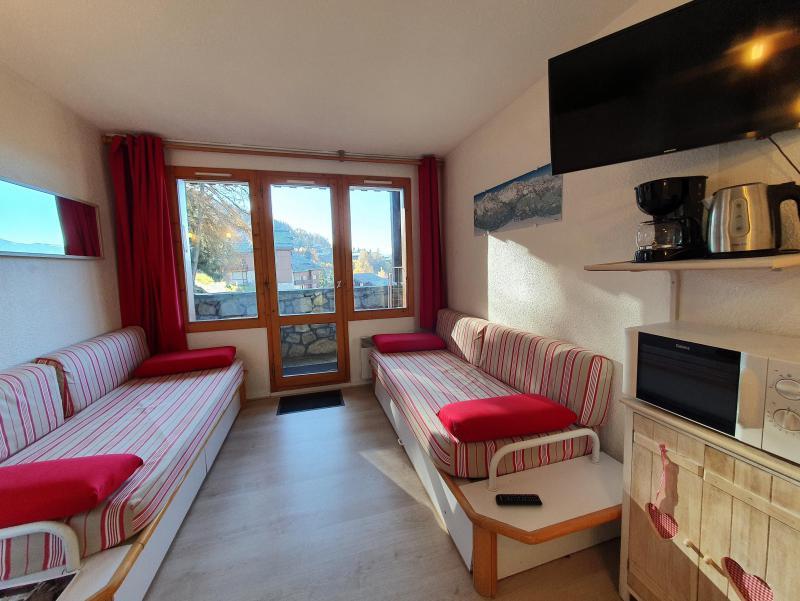 Vacaciones en montaña Apartamento 2 piezas para 4 personas (421) - Résidence le Dé 4 - Montchavin La Plagne