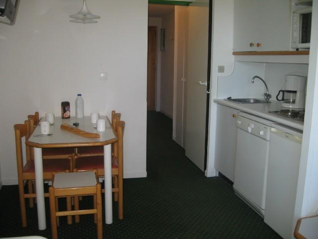 Vacances en montagne Appartement 2 pièces 4 personnes (723) - Résidence le Dé 4 - Montchavin La Plagne - Kitchenette