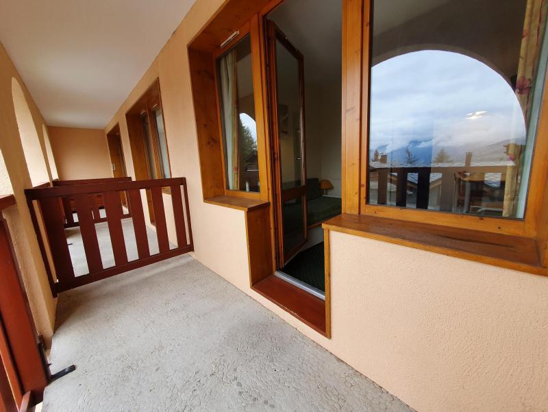 Vacances en montagne Appartement 2 pièces 5 personnes (232) - Résidence le Dé 4 - Montchavin La Plagne - Balcon