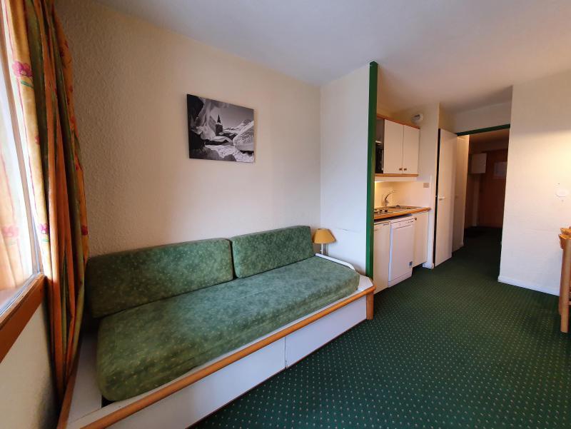 Vacances en montagne Appartement 2 pièces 5 personnes (232) - Résidence le Dé 4 - Montchavin La Plagne - Banquette