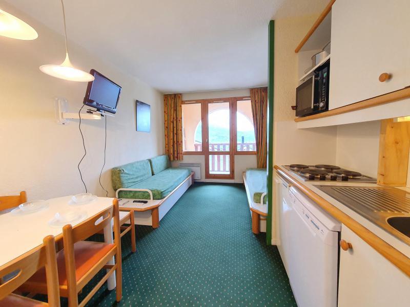 Vacances en montagne Appartement 2 pièces 5 personnes (232) - Résidence le Dé 4 - Montchavin La Plagne - Kitchenette