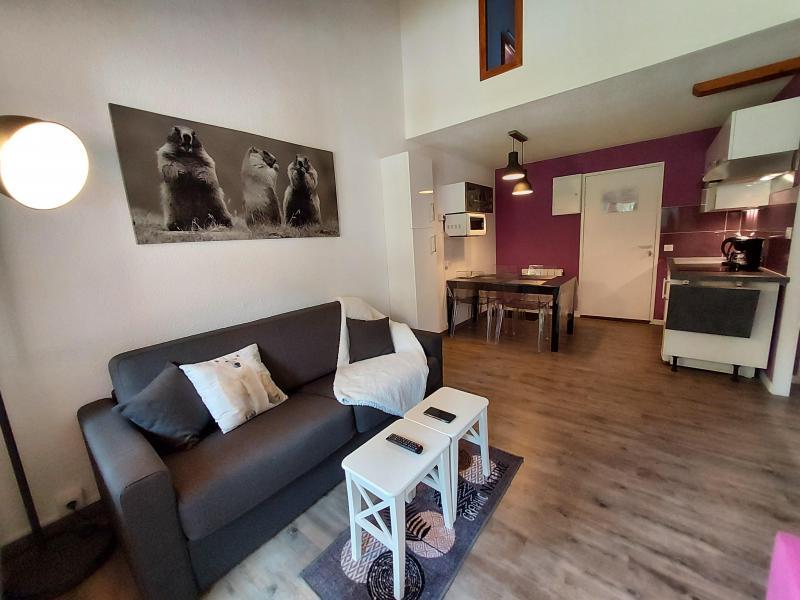Vacances en montagne Appartement 2 pièces 5 personnes (417) - Résidence le Dé 4 - Montchavin La Plagne - Logement