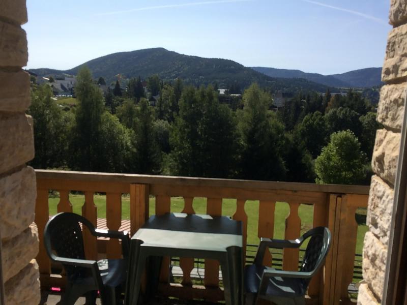 Vacaciones en montaña Estudio para 4 personas (122) - Résidence le Diamant - Villard de Lans - Verano