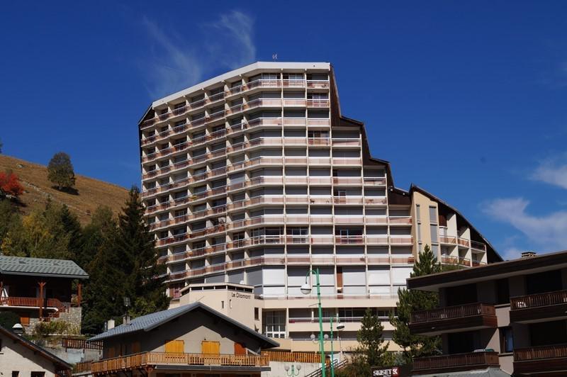 Vacaciones en montaña Estudio para 2 personas (11) - Résidence le Diamant - Les 2 Alpes