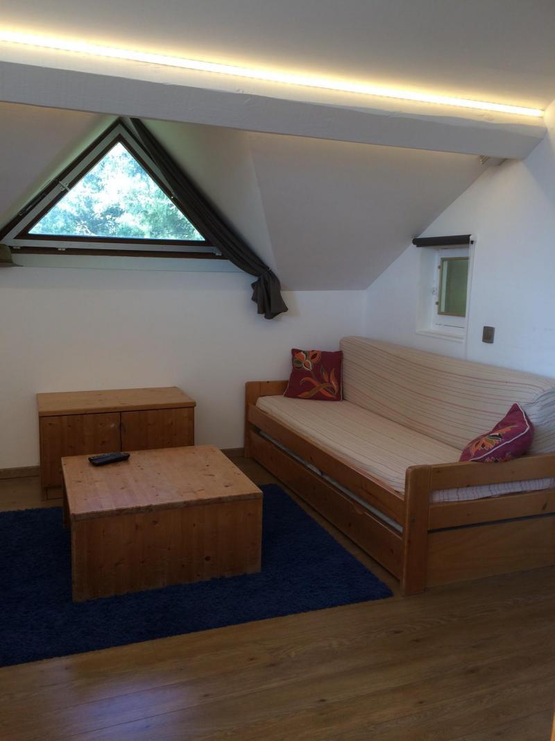 Vacaciones en montaña Estudio para 4 personas (122) - Résidence le Diamant - Villard de Lans - Sofá-cama