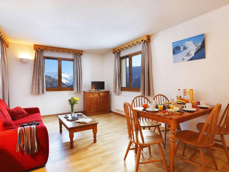 Holiday in mountain resort Résidence le Domaine du Grand Tétras - Samoëns