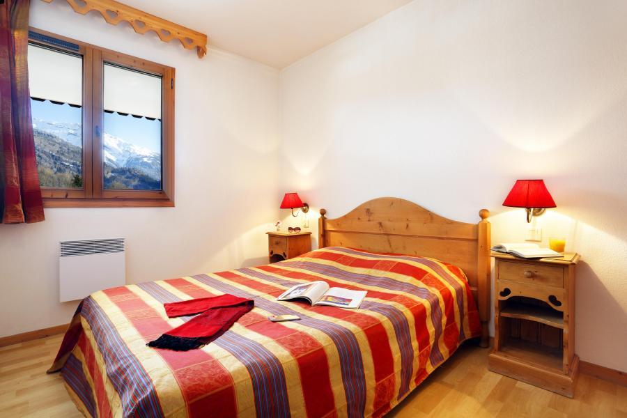 Vacances en montagne Résidence le Domaine du Grand Tétras - Samoëns - Lit double