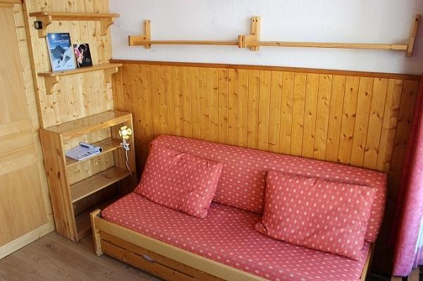 Vacances en montagne Studio 3 personnes (112) - Résidence le Dôme de Polset - Val Thorens - Logement