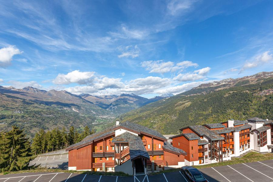 Holiday in mountain resort 2 room apartment 6 people (301) - Résidence le Domino - Montchavin La Plagne