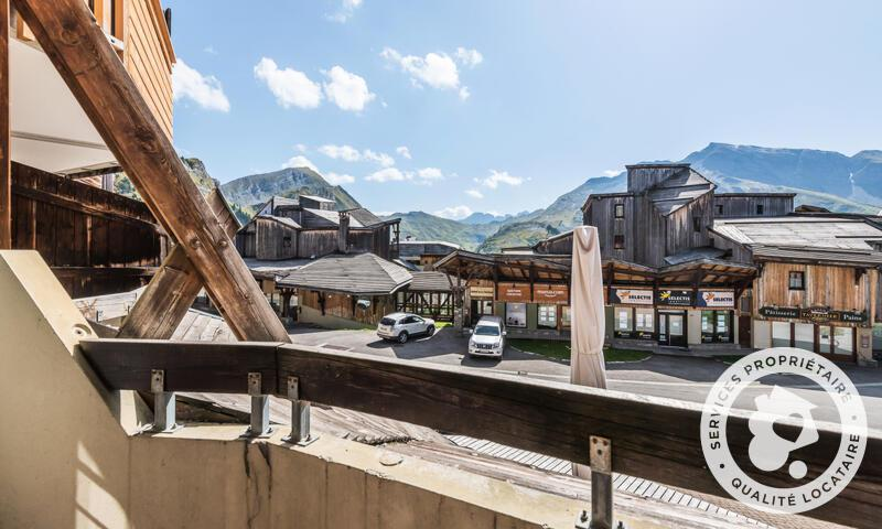Аренда на лыжном курорте Апартаменты 2 комнат 5 чел. (Confort 26m²-1) - Résidence le Douchka - Maeva Home - Avoriaz - летом под открытым небом