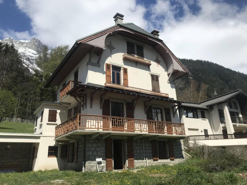 Wakacje w górach Résidence le Fassoret - Chamonix