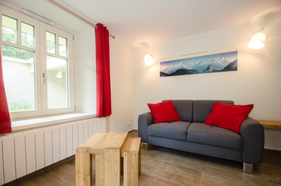 Wakacje w górach Apartament 3 pokojowy 4 osób (LUCIOLE) - Résidence le Fassoret - Chamonix