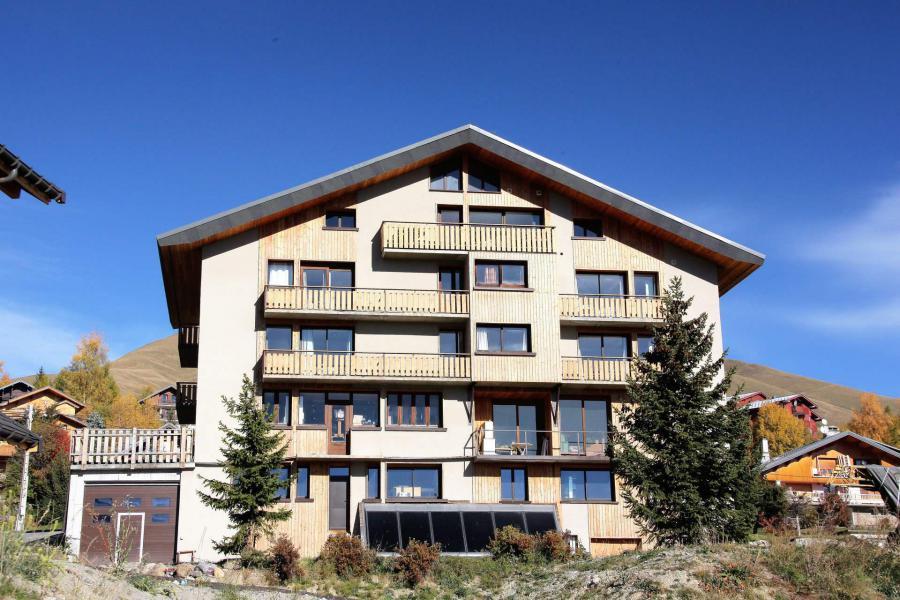 Location au ski Résidence le Floral - La Toussuire - Extérieur été