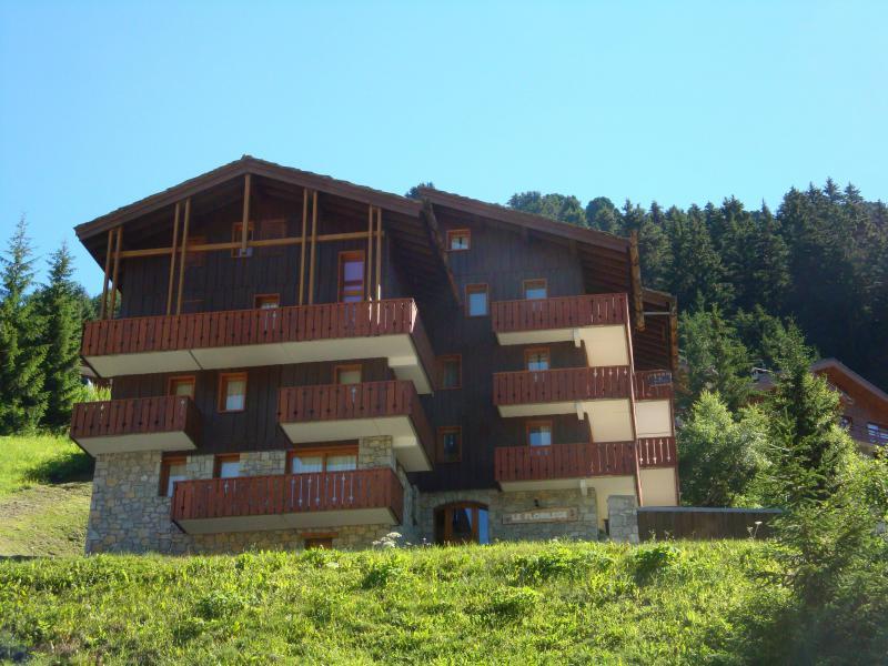 Vacances en montagne Résidence le Florilège - Méribel-Mottaret