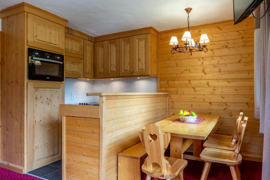 Vacances en montagne Appartement 3 pièces 6 personnes (006) - Résidence le Florilège - Méribel-Mottaret