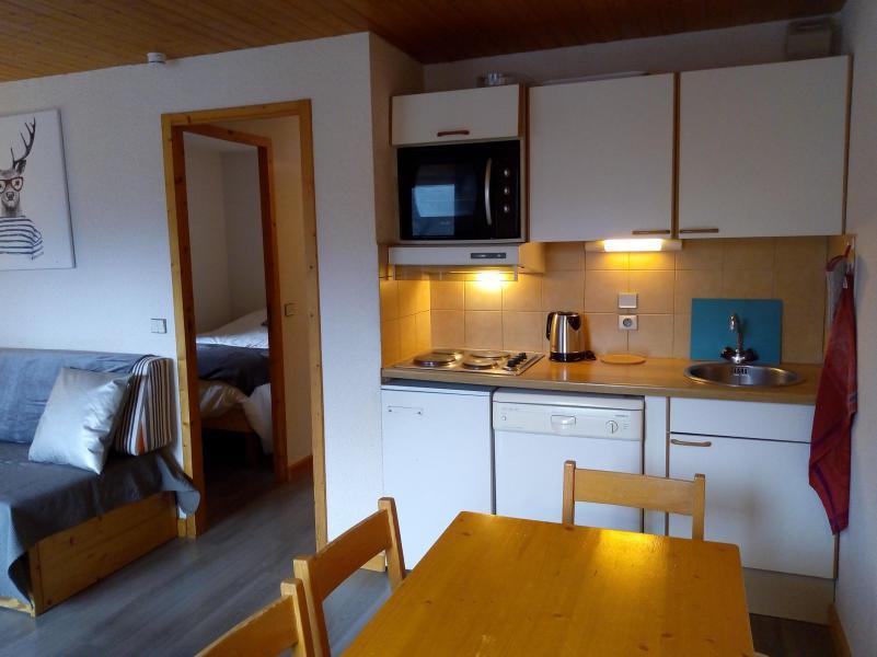 Vacances en montagne Appartement 3 pièces 6 personnes (003) - Résidence le Florilège - Méribel-Mottaret - Logement