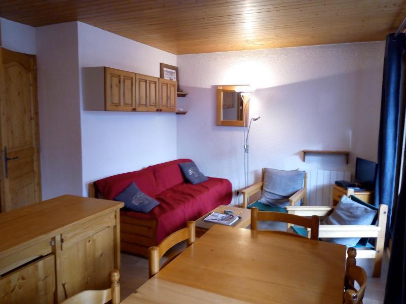 Vacances en montagne Appartement 3 pièces 6 personnes (004) - Résidence le Florilège - Méribel-Mottaret - Banquette