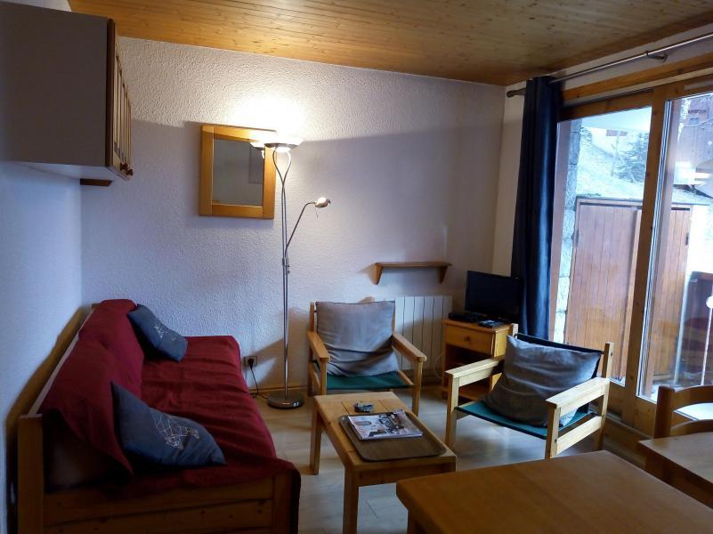 Vacances en montagne Appartement 3 pièces 6 personnes (004) - Résidence le Florilège - Méribel-Mottaret - Séjour