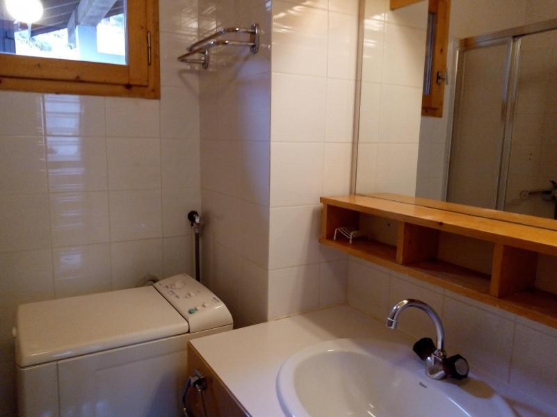 Vacances en montagne Appartement 4 pièces 8 personnes (005) - Résidence le Florilège - Méribel-Mottaret - Logement