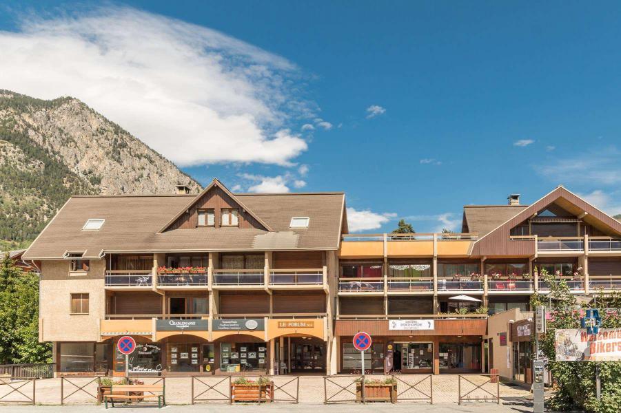 Каникулы в горах Квартира студия со спальней для 4 чел. (NED103) - Résidence Le Forum - Serre Chevalier