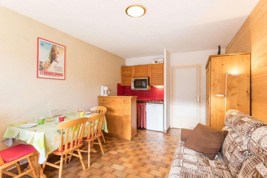 Каникулы в горах Квартира студия со спальней для 4 чел. (NED103) - Résidence Le Forum - Serre Chevalier - квартира