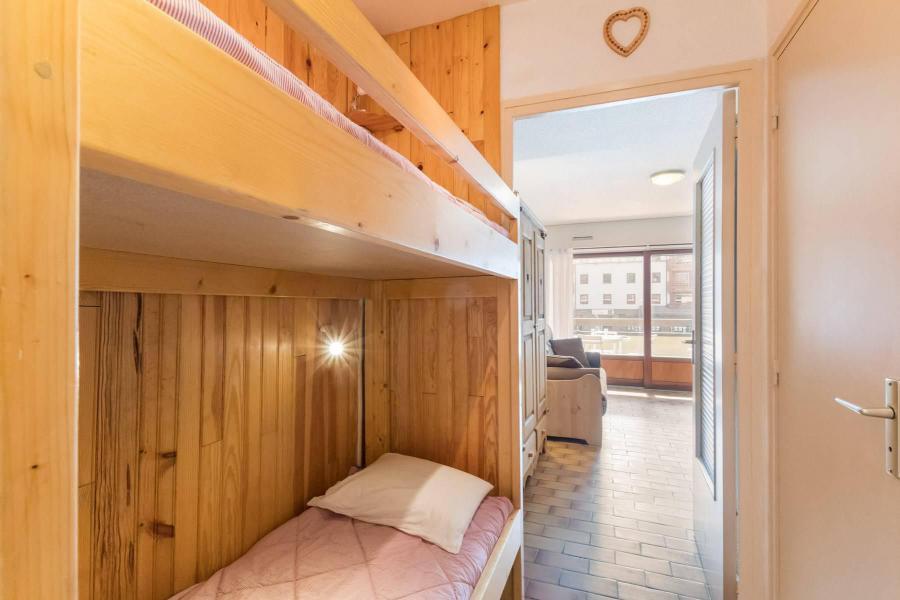 Каникулы в горах Квартира студия со спальней для 4 чел. (NED103) - Résidence Le Forum - Serre Chevalier - Двухъярусные кровати