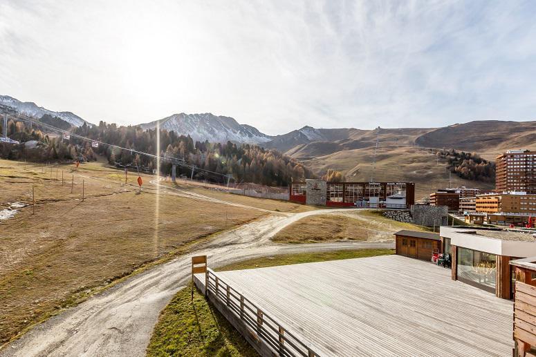 Vacances en montagne Studio 2 personnes (138) - Résidence le France - La Plagne