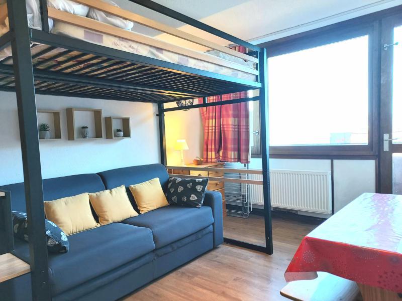 Vacances en montagne Studio 2 personnes (114) - Résidence le France - La Plagne