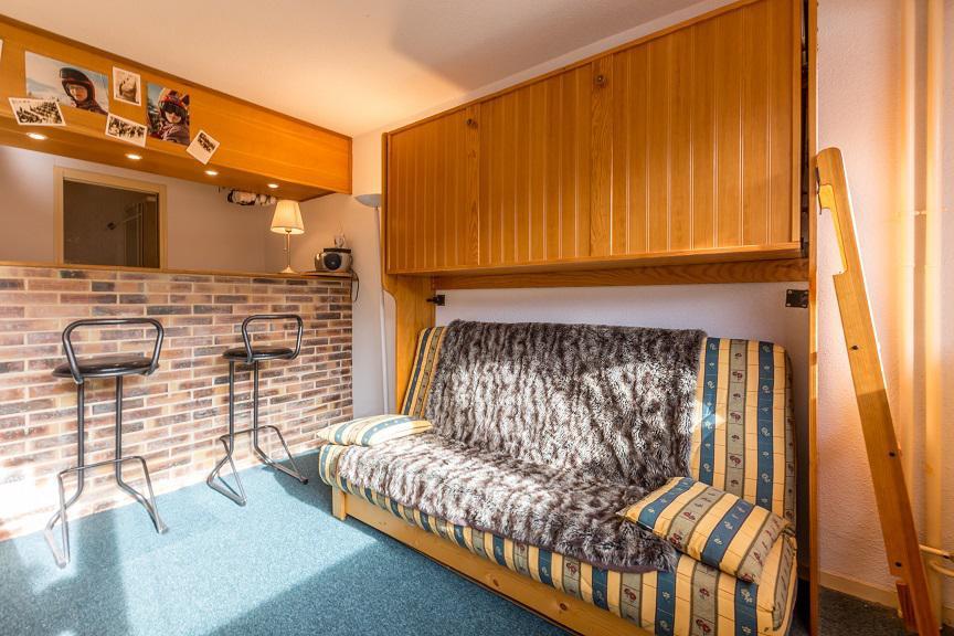 Vacances en montagne Studio 2 personnes (138) - Résidence le France - La Plagne - Banquette-lit