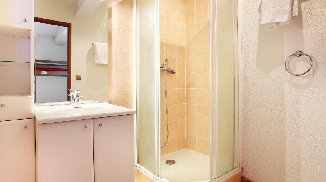 Urlaub in den Bergen Résidence le Front de Neige - Les Carroz - Badezimmer