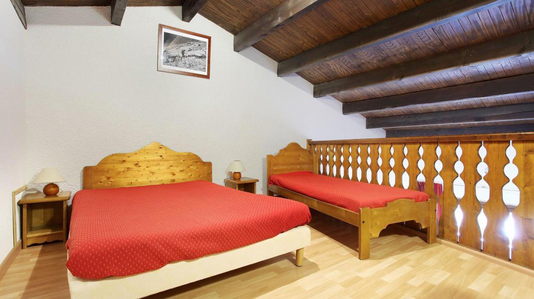Vacances en montagne Résidence le Front de Neige - Les Carroz - Lit double
