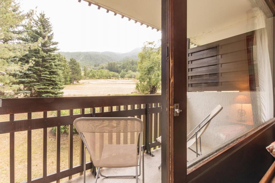 Vacances en montagne Studio 4 personnes (111) - Résidence le Galibier - Serre Chevalier