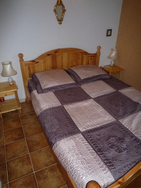 Каникулы в горах Апартаменты 2 комнат 4 чел. (203) - Résidence Le Genevray - Aussois - Комната