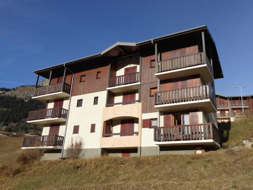 Wakacje w górach Apartament 2 pokojowy 4 osób (1) - Résidence Le Genevray - Aussois