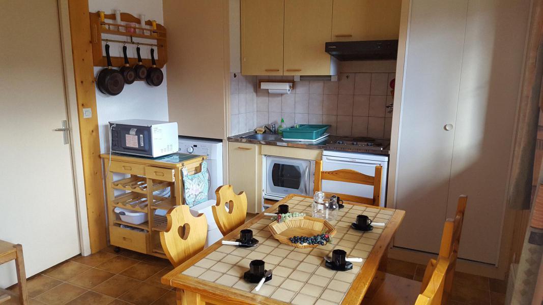 Wakacje w górach Apartament 2 pokojowy kabina 4 osób (114) - Résidence Le Genevray - Aussois