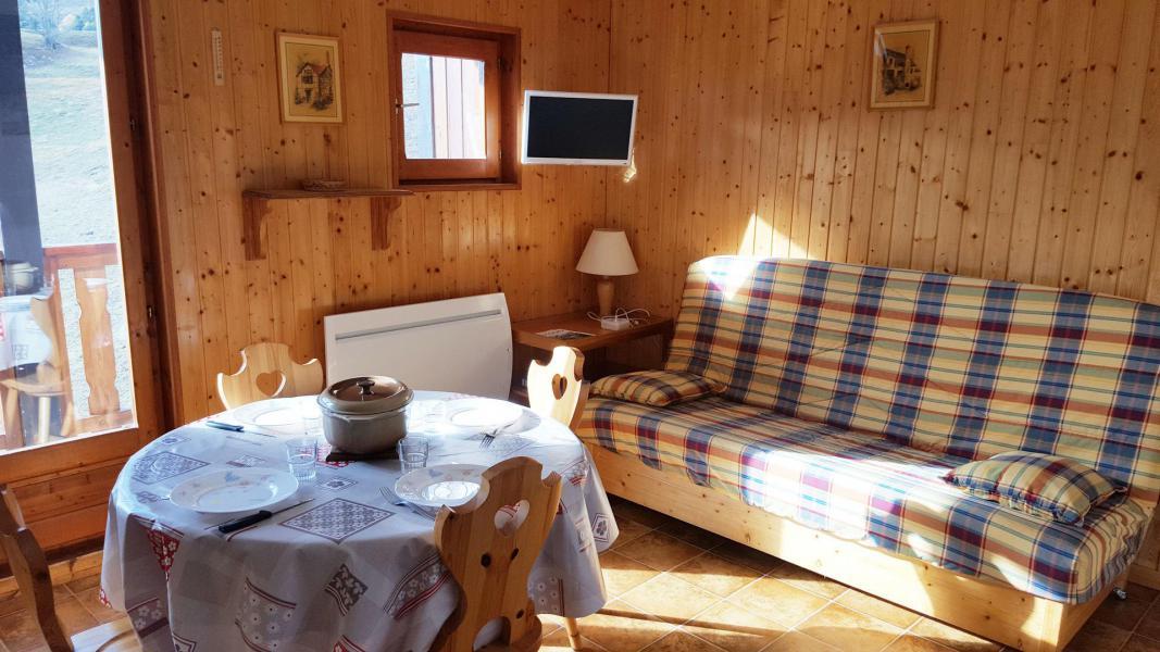 Wakacje w górach Apartament 2 pokojowy 4 osób (17) - Résidence Le Genevray - Aussois