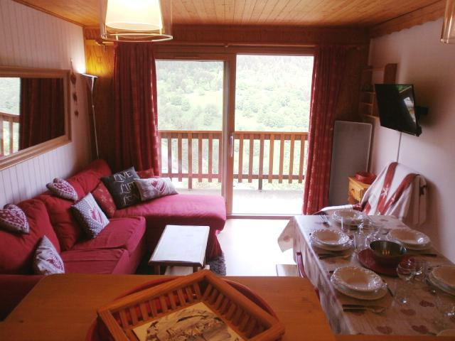 Vacances en montagne Appartement duplex 3 pièces 6 personnes (031) - Résidence le Genèvrier - Méribel