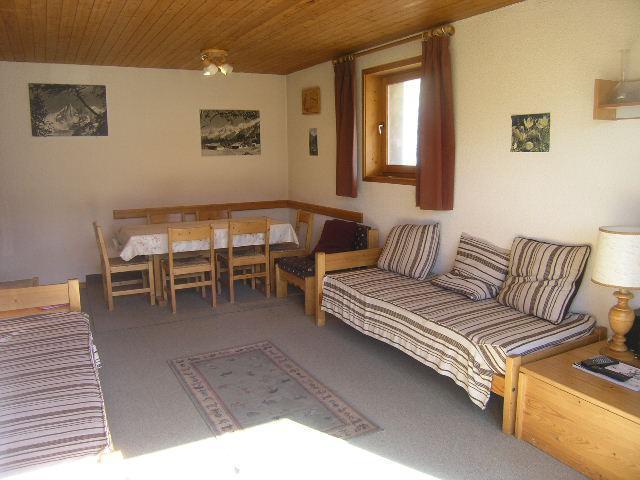 Vacances en montagne Appartement 2 pièces 4 personnes (9) - Résidence le Genèvrier - Méribel - Canapé