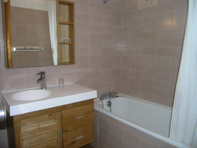 Vacances en montagne Appartement 2 pièces 4 personnes (9) - Résidence le Genèvrier - Méribel - Salle de bains