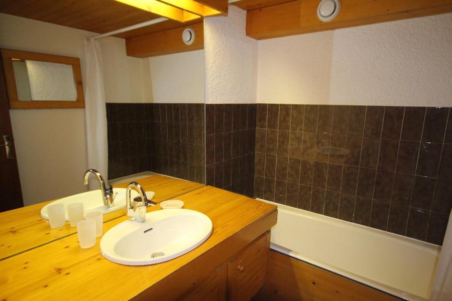 Vacaciones en montaña Apartamento 2 piezas mezzanine para 7 personas (016) - Résidence le Glacier B - Les Saisies - Bañera